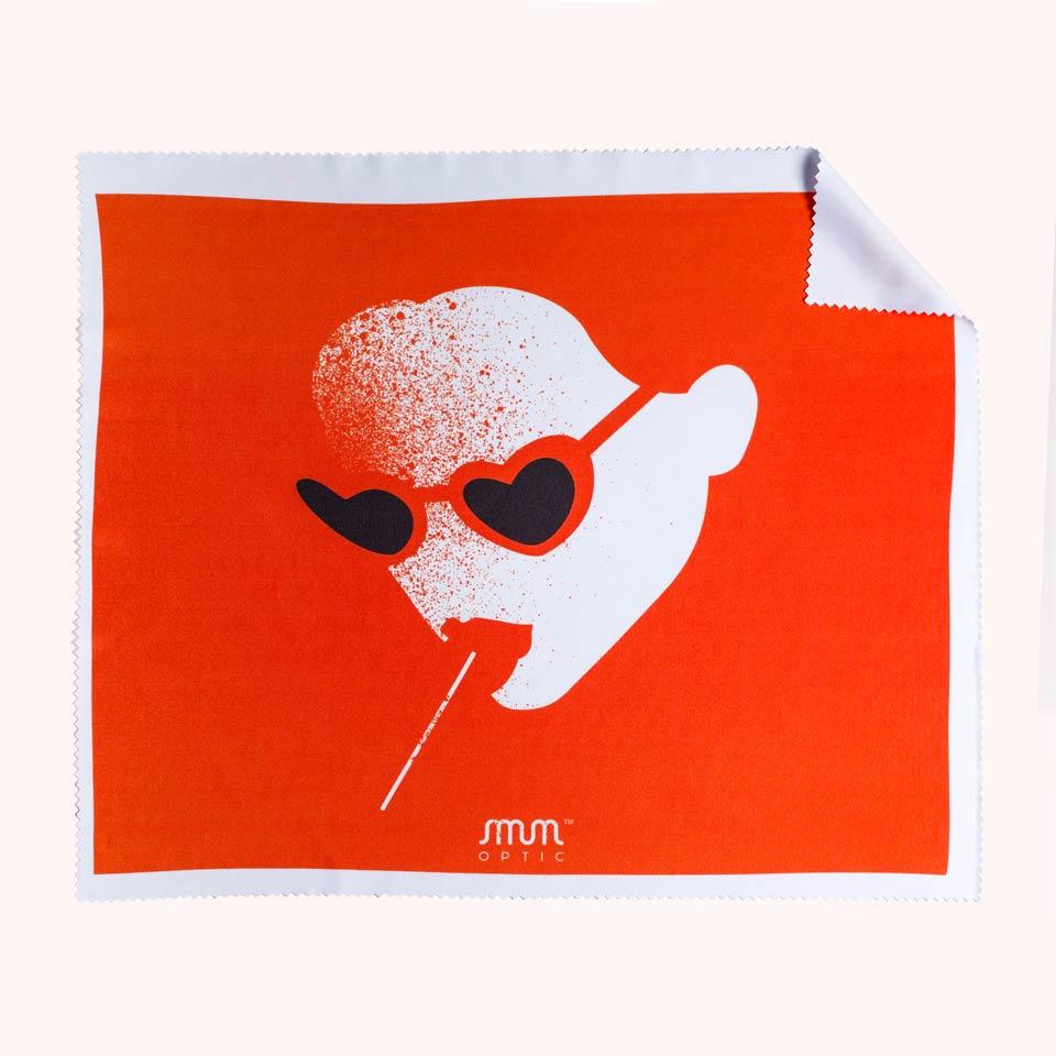 LOLITA Inspired Microfibre Cloth