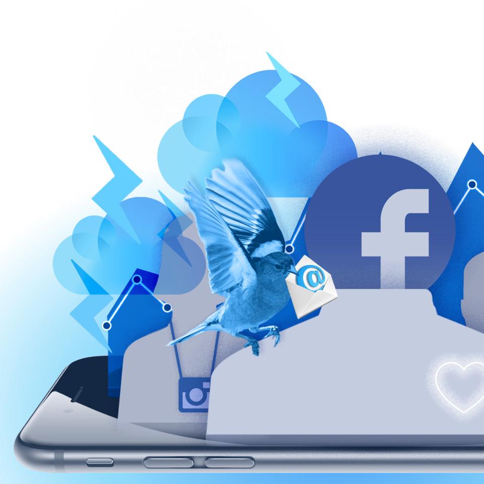 BLUE TRIBE   SOCIAL MEDIA TRAINING