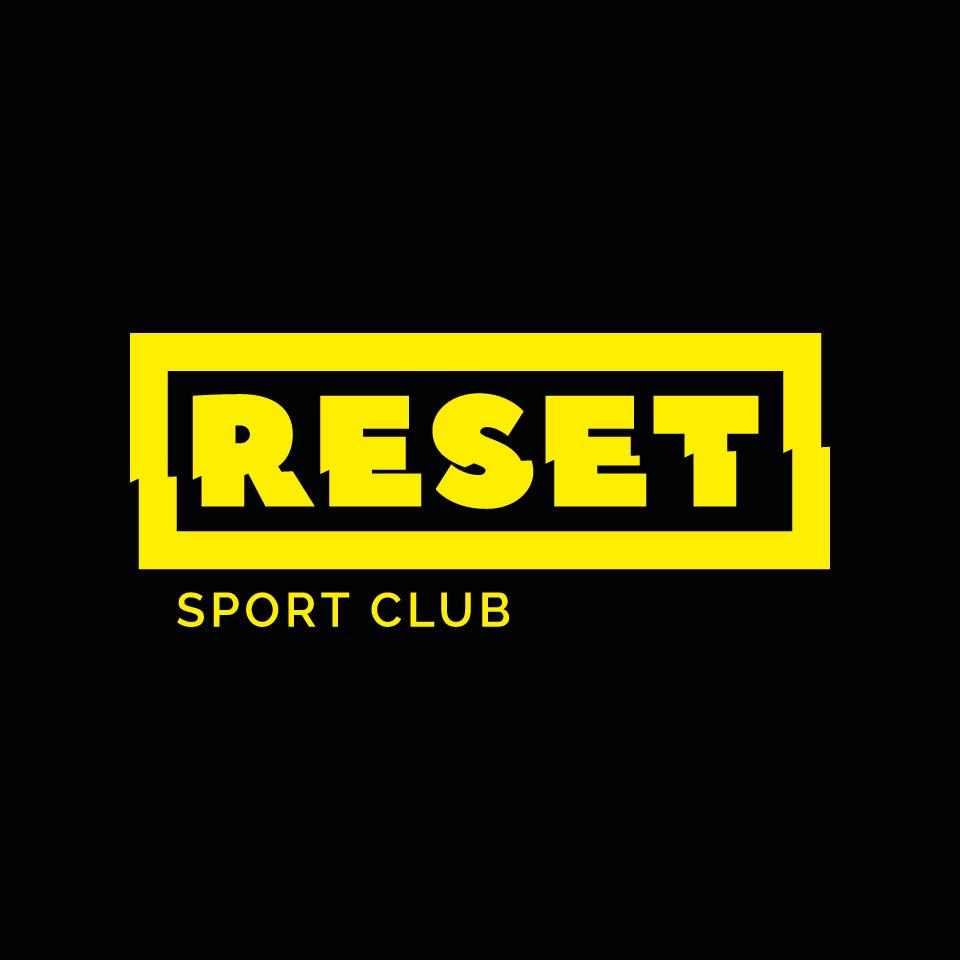 RESET SPORT CLUB BRAND IMAGE
